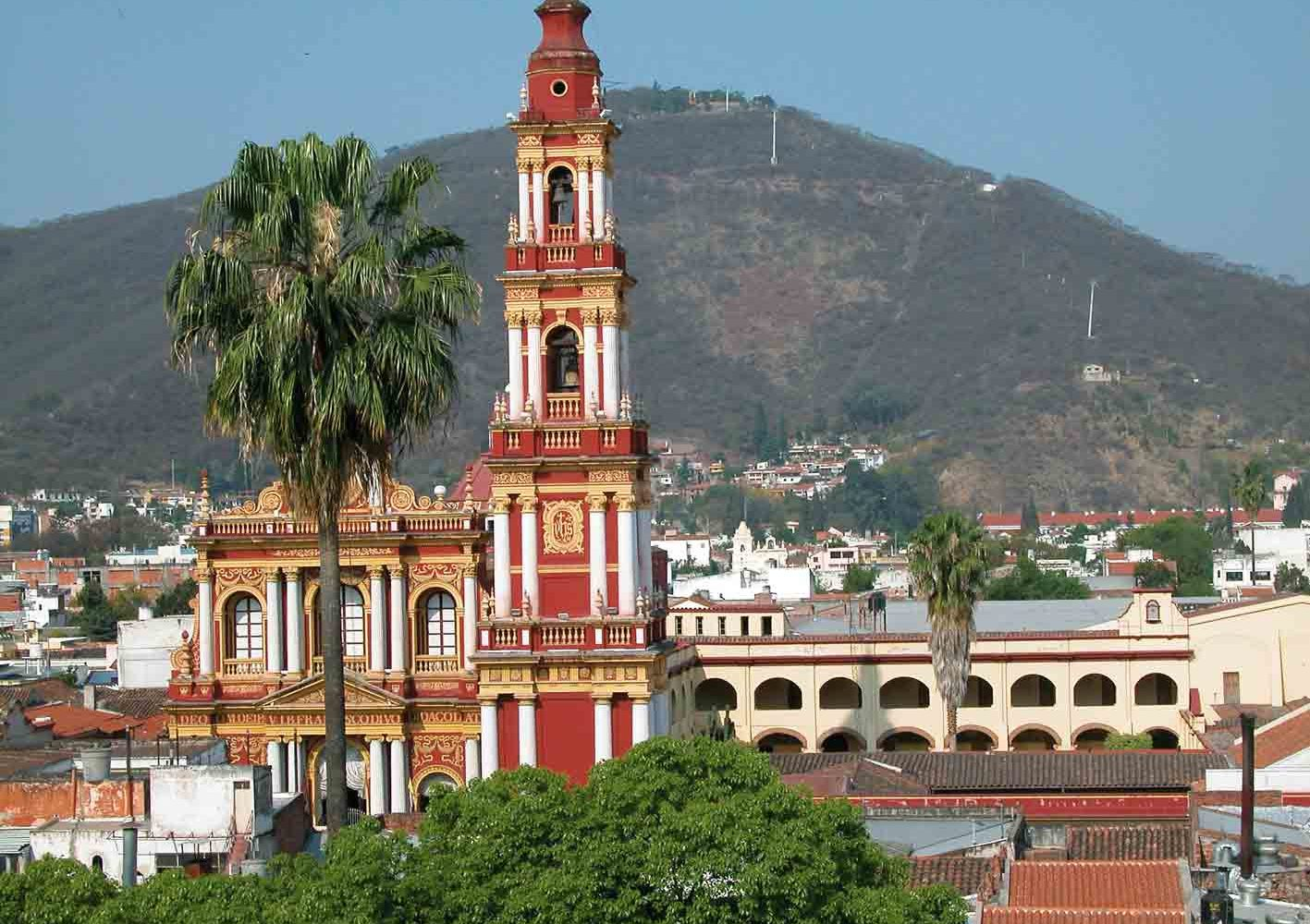 Kolonialstadt Salta