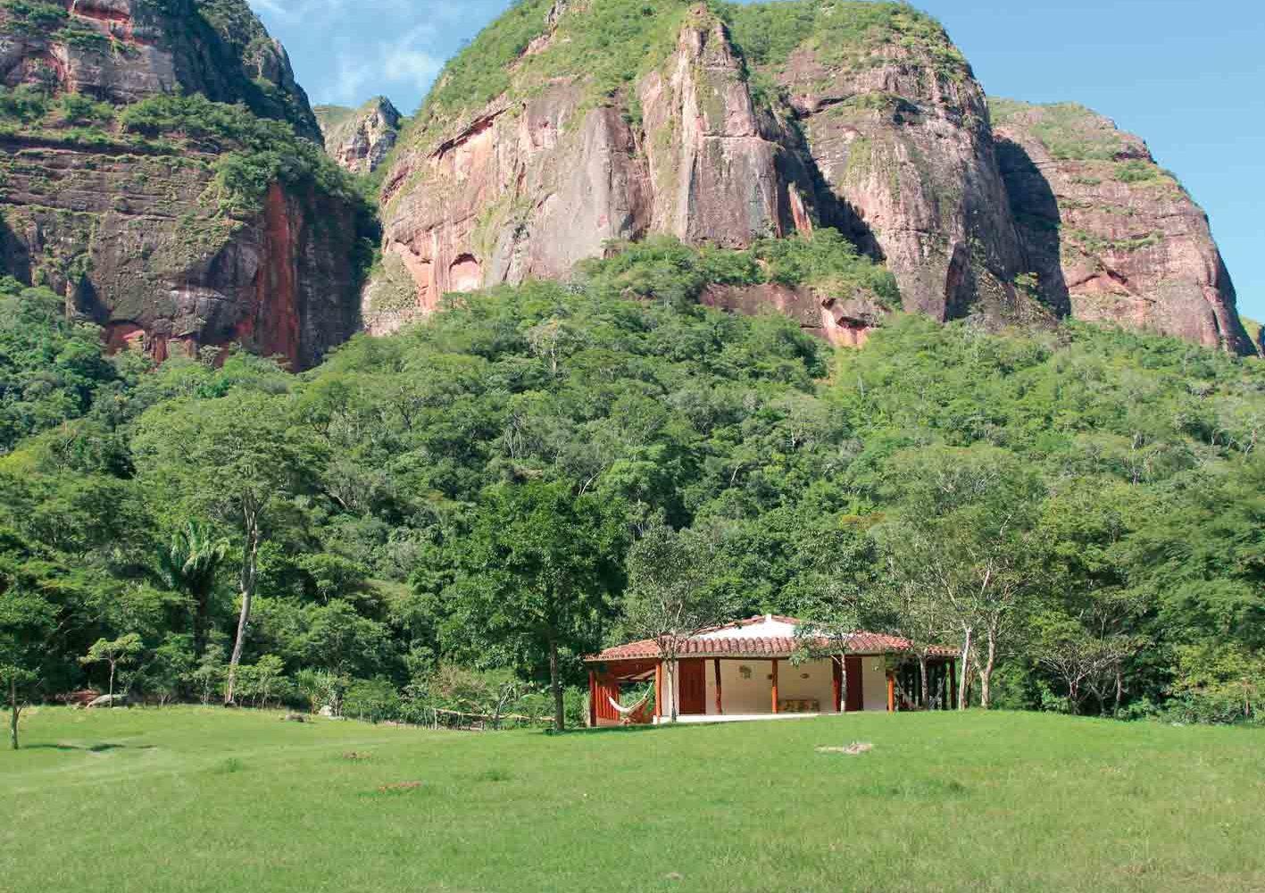 Wunderschöner Amboro-Nationalpark