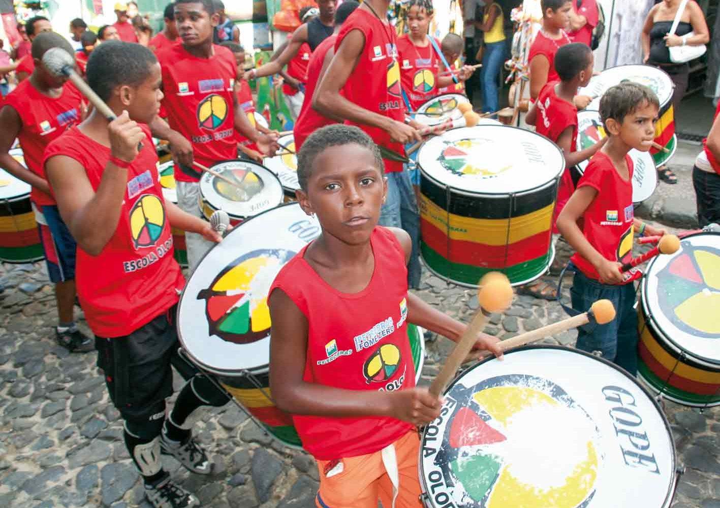 Carneval in Salvador