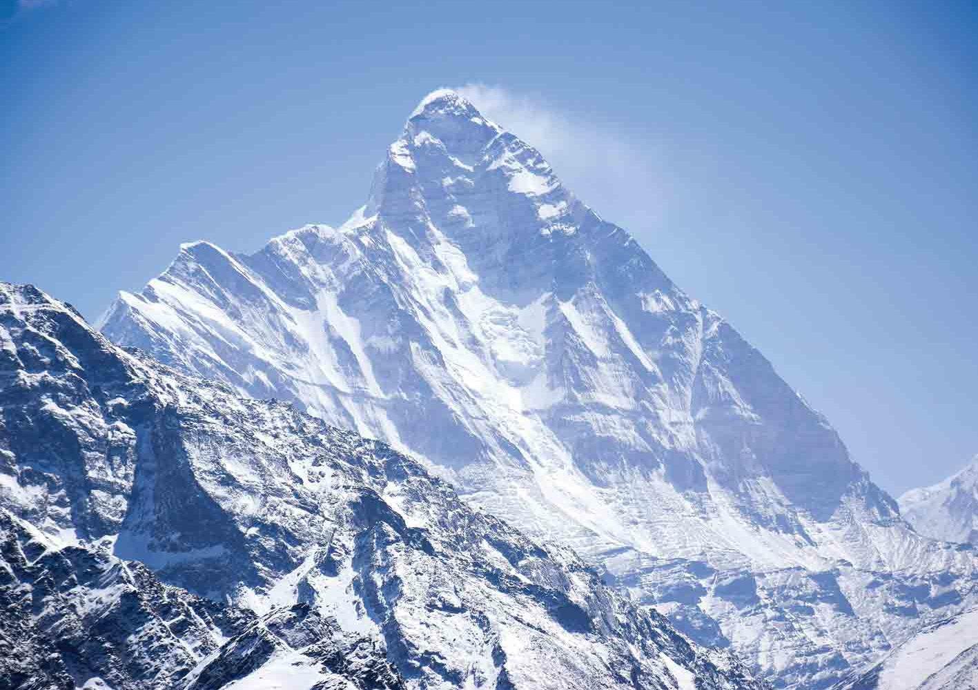 Imposanter Nanda Devi