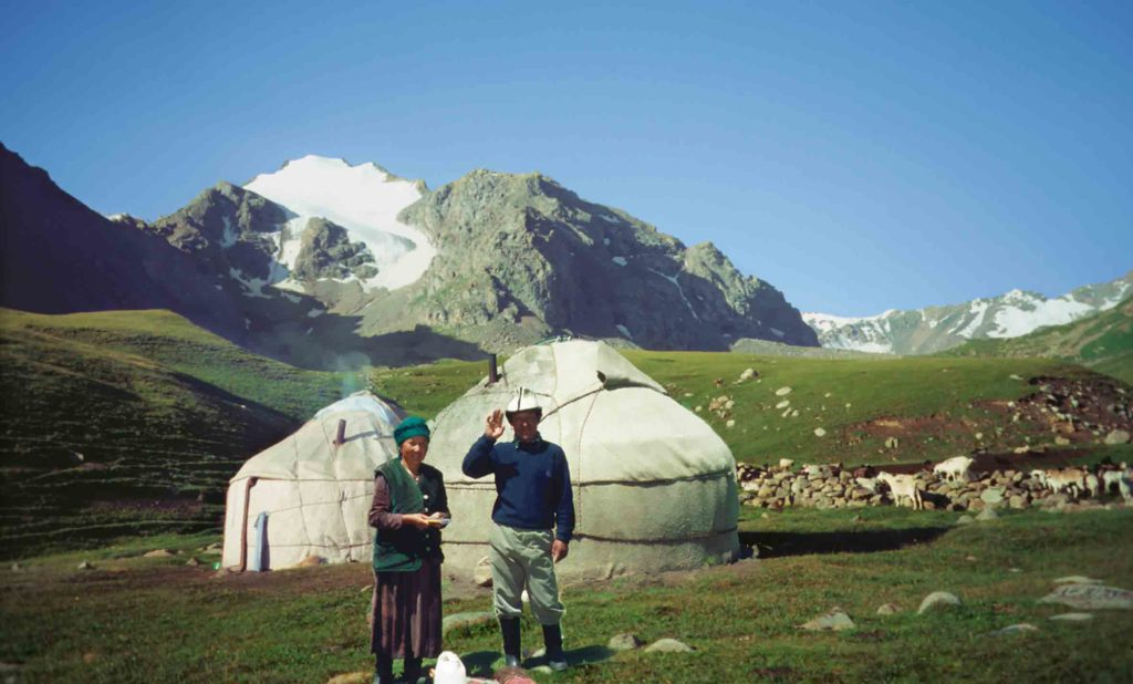 Kirgisien