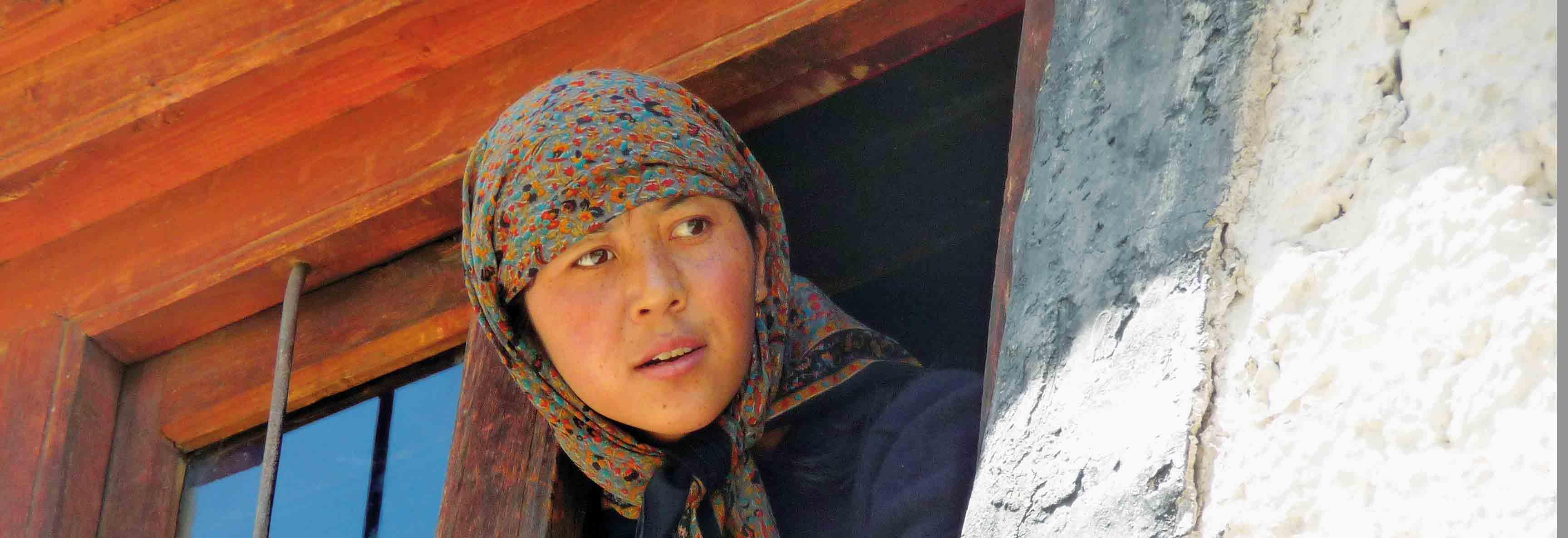 Ladakh Overlandtour - Begegnung unterwegs, Indien