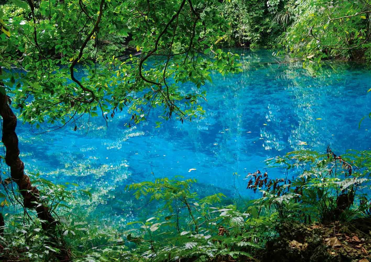 Blue Hole, Espiritu Santo