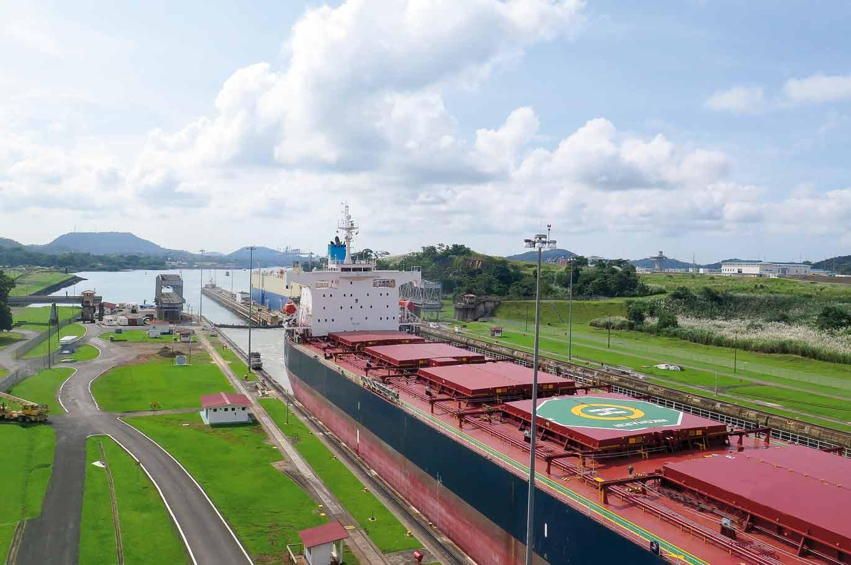 Die wichtigste Wasserstrasse der Welt – der Panamakanal