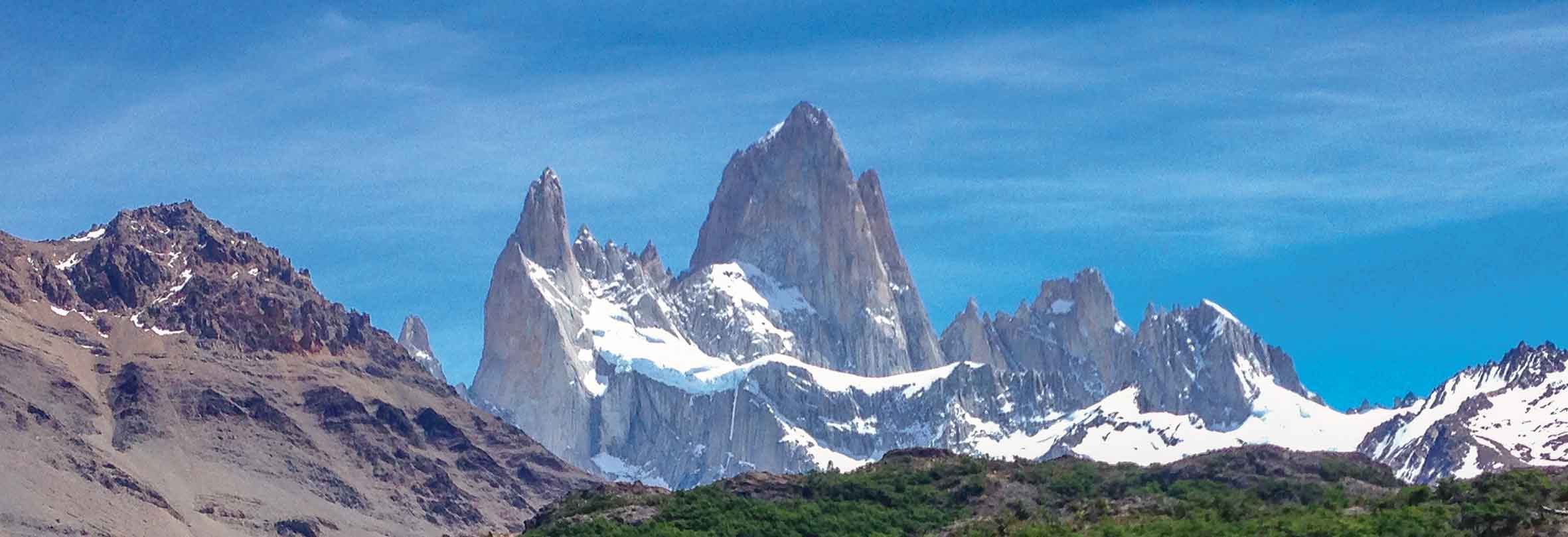 Fitz Roy, El Chaltén, Patagonien
