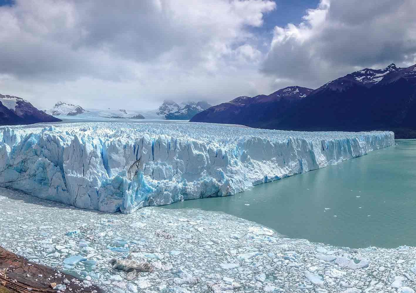 Perito Moreno-Gletscher, Argentinien
