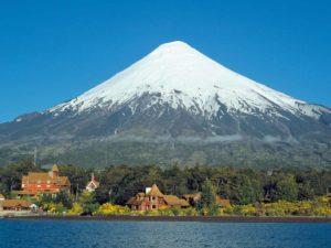Ihr Hotel beim Vulkan Osorno