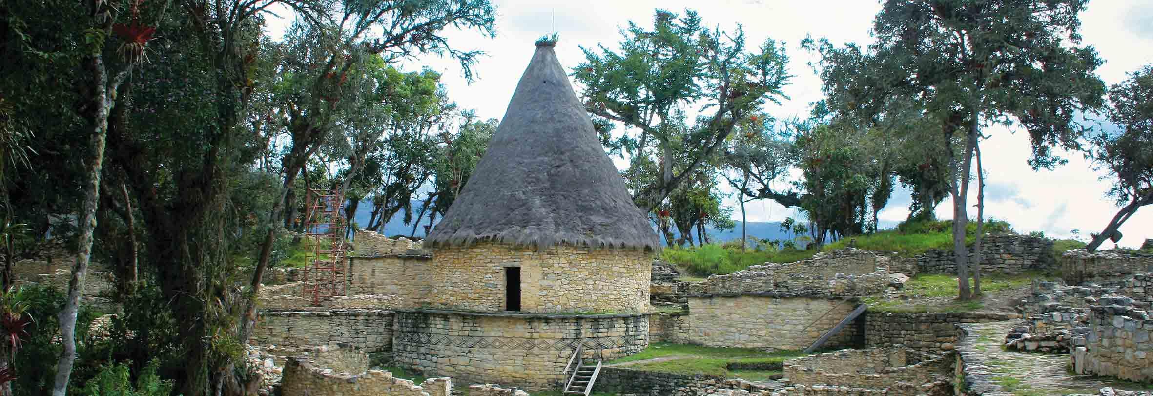 Chachapoya-Kultur, Peru