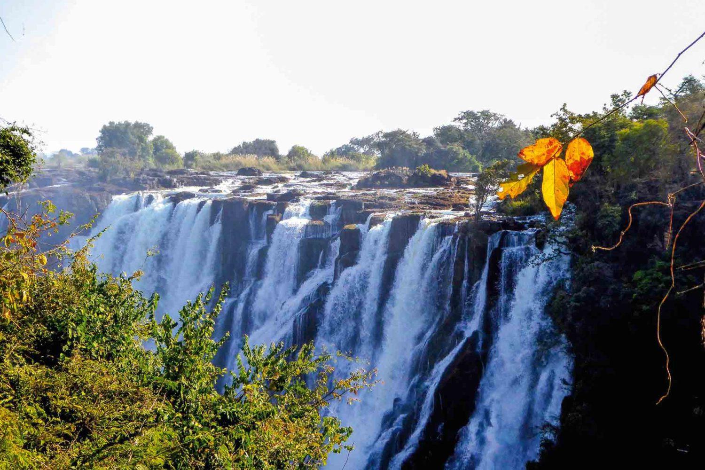 Viktoria-Fälle bei Livingstone, Zambia