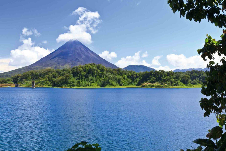 Vulkan El Arenal, 1670 m, Costa Rica