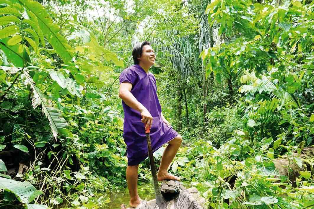 Urwald-Trekking in Ecuador