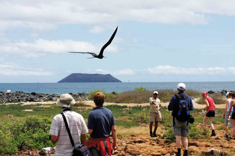 Exkursionen auf den Galápagos-Inseln
