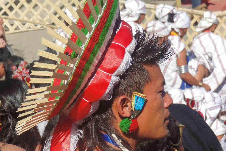 Die Kultur der Nagas kennenlernen