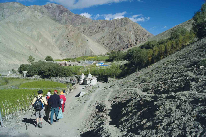 Wanderung im Indus-Tal, Ladakh