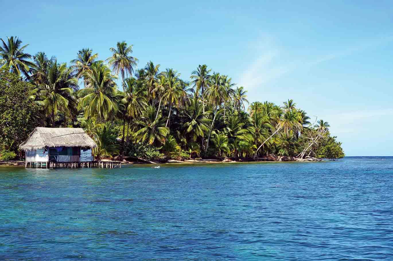 Inselwelt Bocas del Toro, Panama