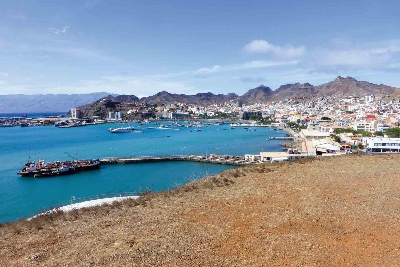 Hafen von Mindelo