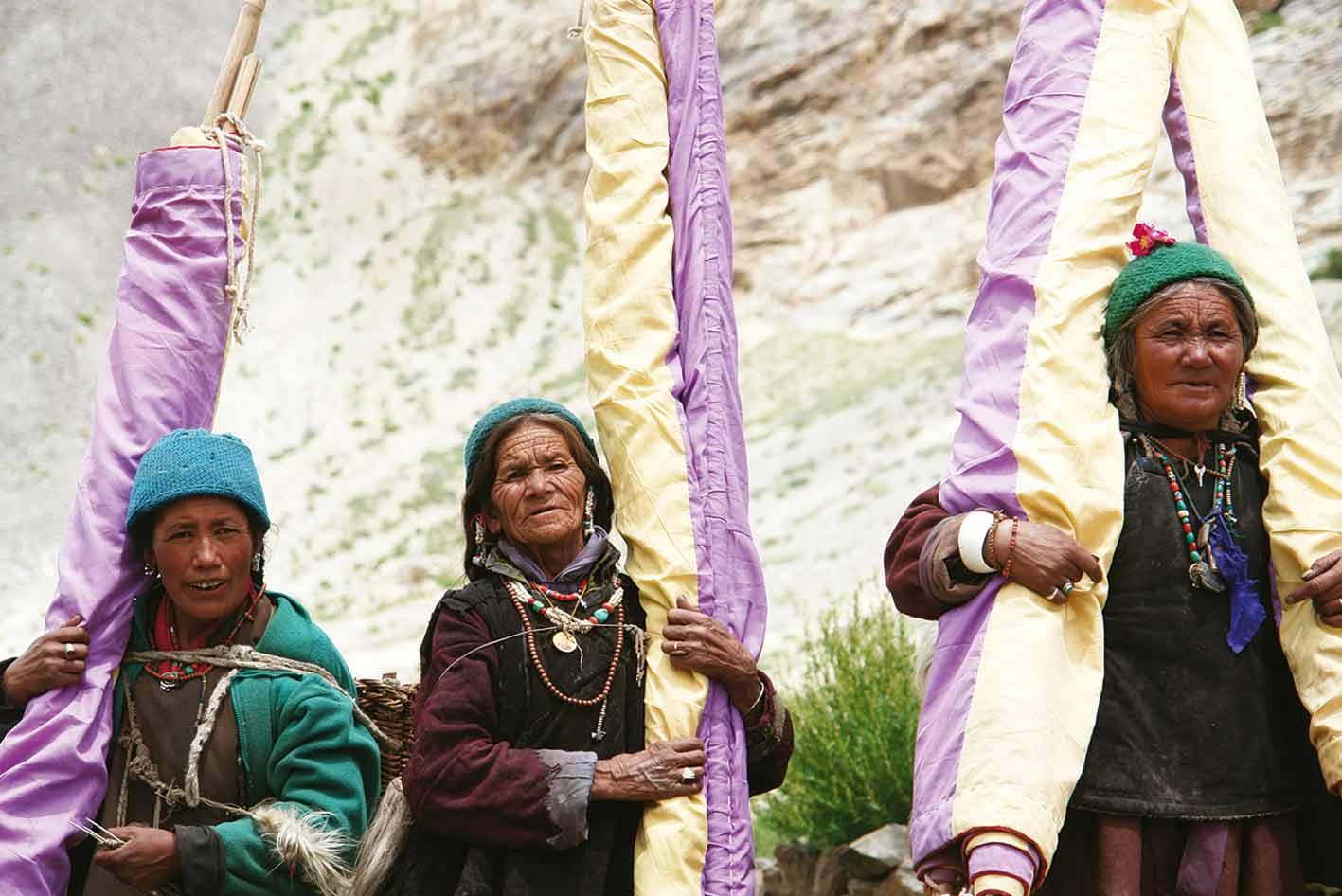 Gelebter Buddhismus in Ladakh