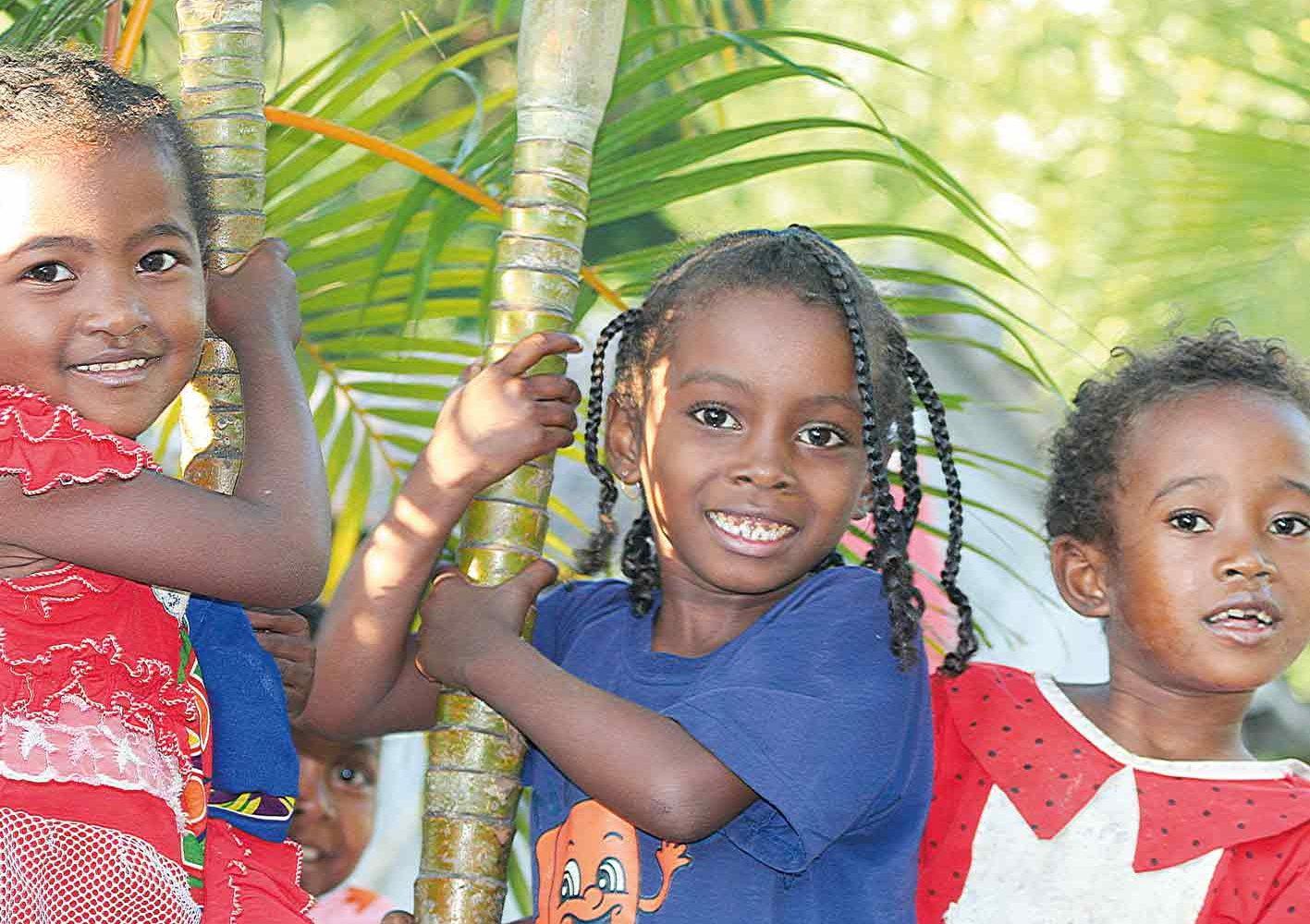 Herzliche Begegnungen auf Madagaskar