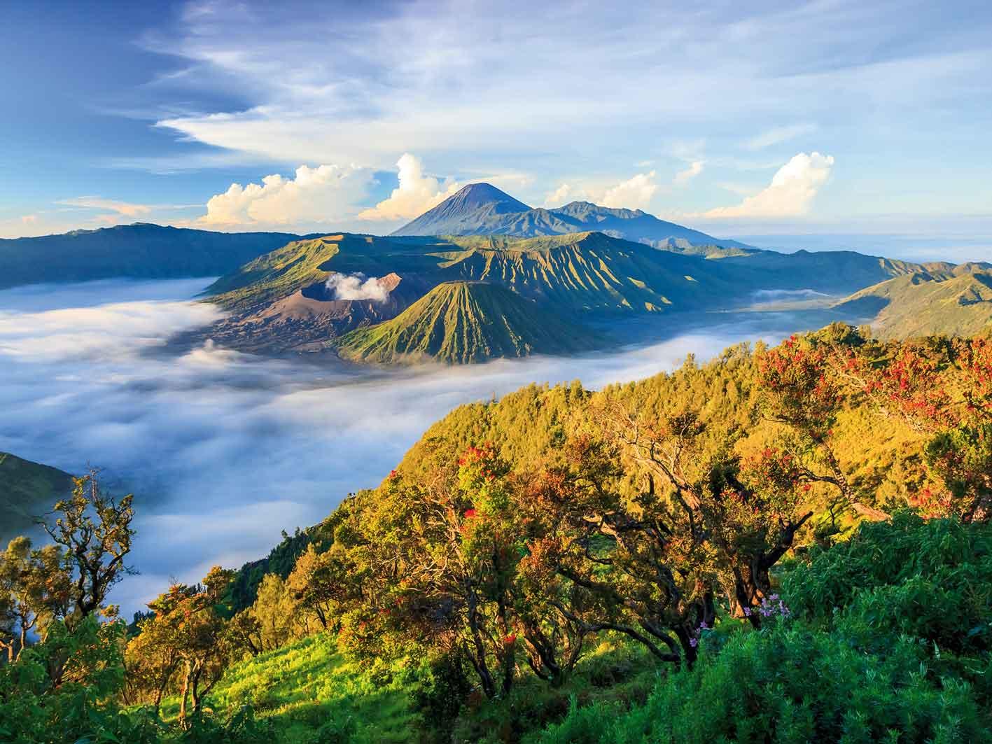Abenteuerliche Reise Bali   Java   Lombok   Intertreck