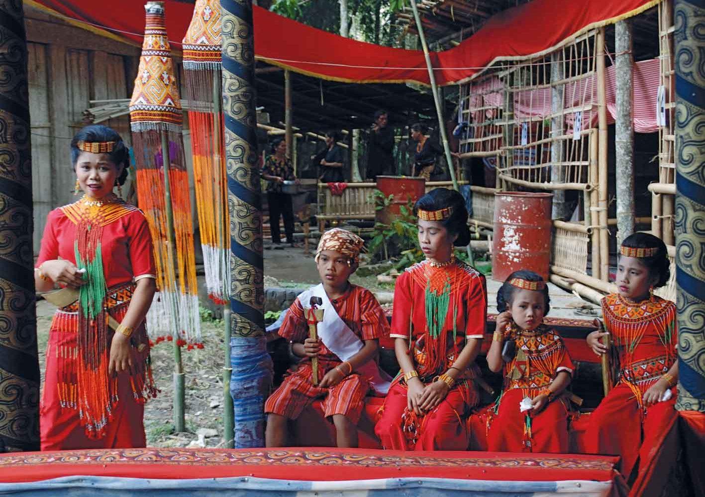 Unterwegs im Toraja-Land, Indonesien