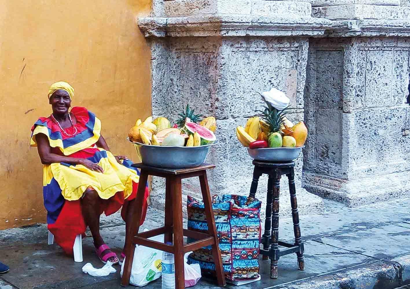 Begegnung in Cartagena