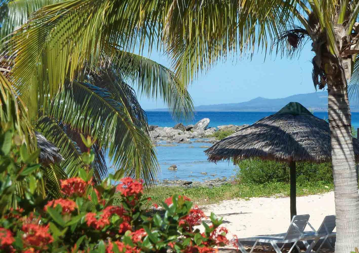 Karibisches Feriengefühl bei Trinidad, Kuba
