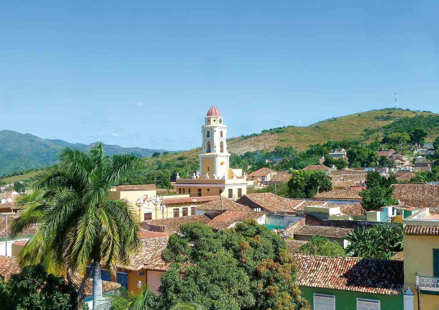 UNESCO Weltkulturerbe: Kolonialstadt Trinidad auf Kuba