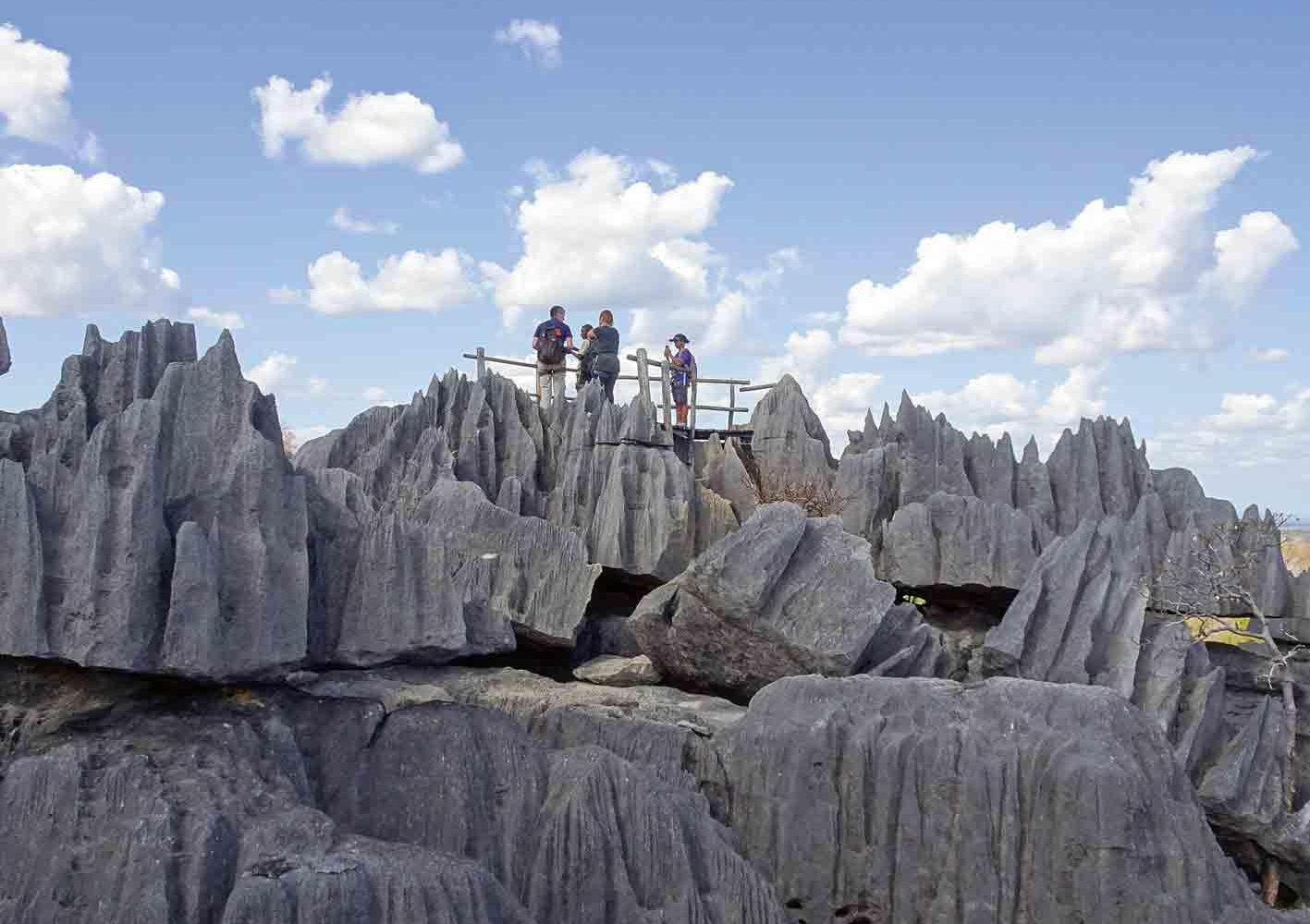 Leichtes Tsingy-Trekking auf Madagaskar