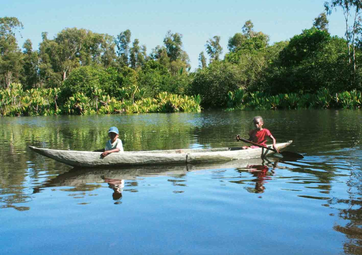 Pangalan: Bezaubernde Landschaften an der Ostküste Madagaskars