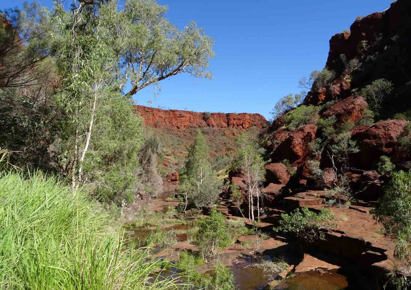 Karijini-Nationalpark, West-Australien