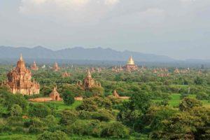 Bagan – historische Königsstadt in Myanmar