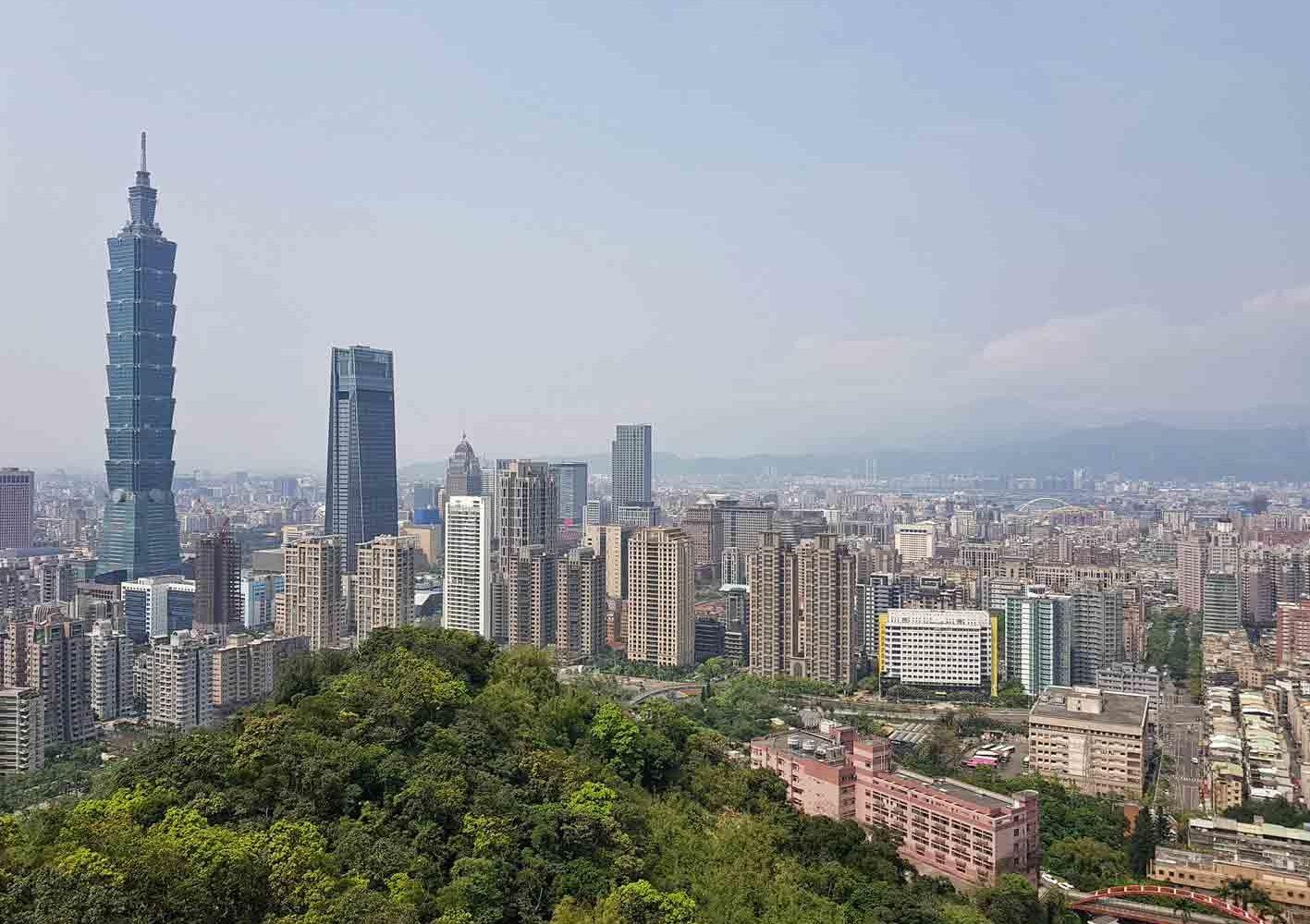 Taipei – die Hauptstadt von Taiwan