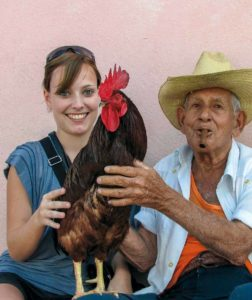 Reiseimpression aus Trinidad, Kuba