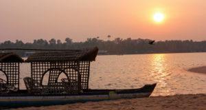 Backwater-Tour, Agastya Ayurveda Garden, Kerala, Südindien