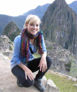 Reiseimpression aus Peru, Machu Picchu