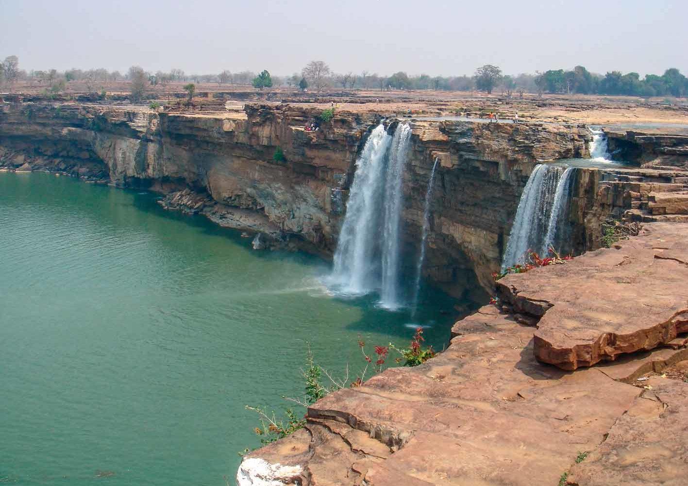 Chitrakote-Wasserfälle, Indien