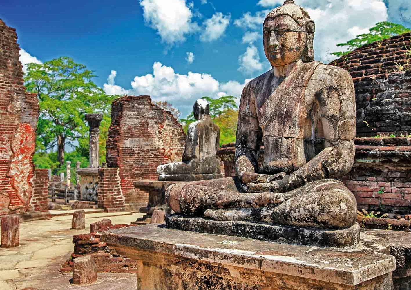 Besuch von Polonnaruwa, 9. Tag, Sri Lanka