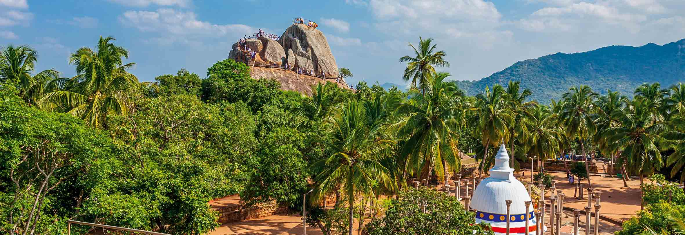 Mihintale – Geburtsstätte des Buddhismus auf Sri Lanka