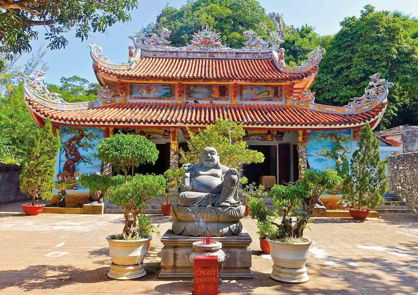 Tempel in Hoi An, Vietnam