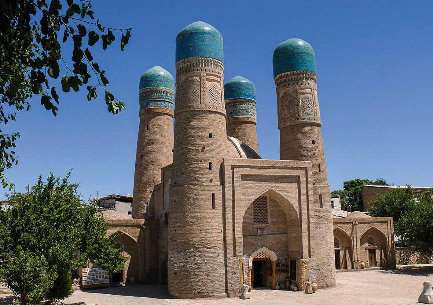 Chor Minor, Buchara, Usbekistan